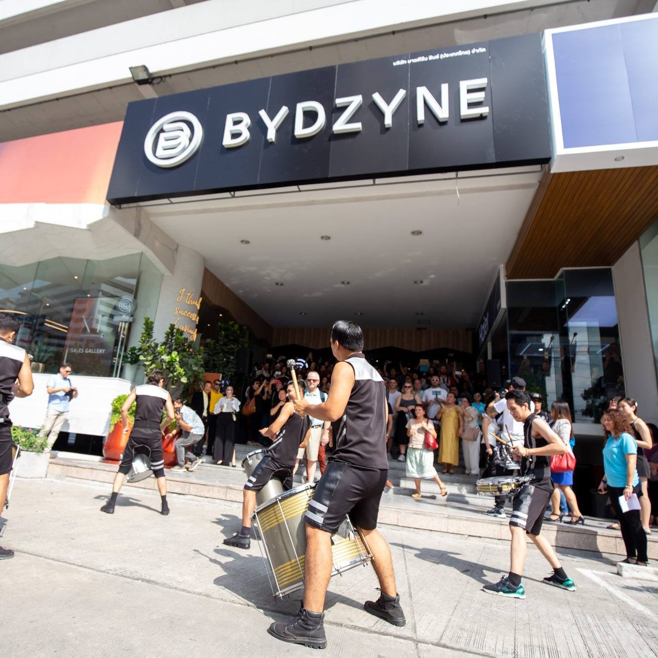 ByDzyne Opens Thailand and Attracts Over 2,500 Attendees From 14 Countries