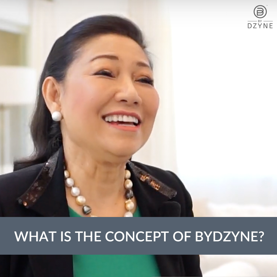 What is the concept of ByDzyne? Hear from Chairman & Co-Owner Chanida Puranaputra