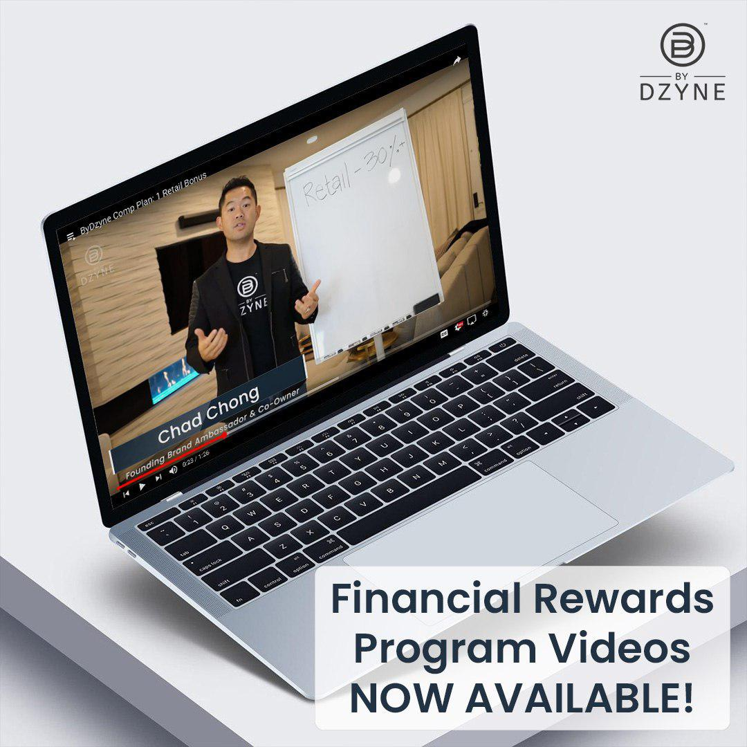 New videos! Learn 6 different ways to earn through the Financial Rewards Program