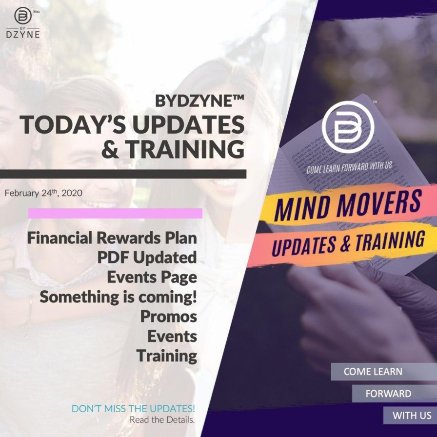 RECAP: The importance of launching your business Ep. 13 – Mind Movers Updates & Training