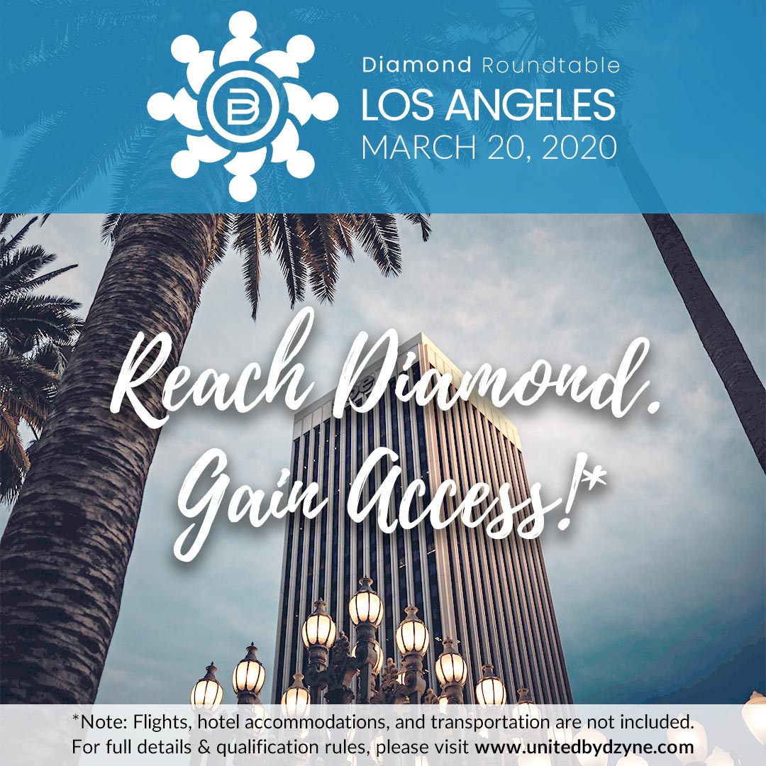 Attend the FIRST Diamond Roundtable in LA on March 20, 2020